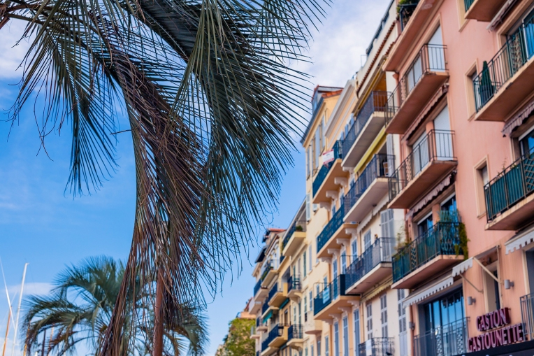 French Riviera houses
