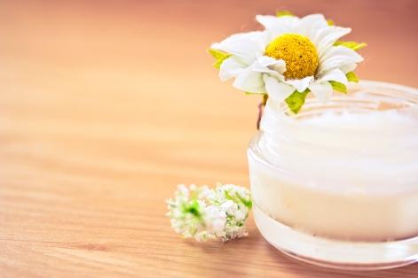 natural organic beauty lotion/moisturizer