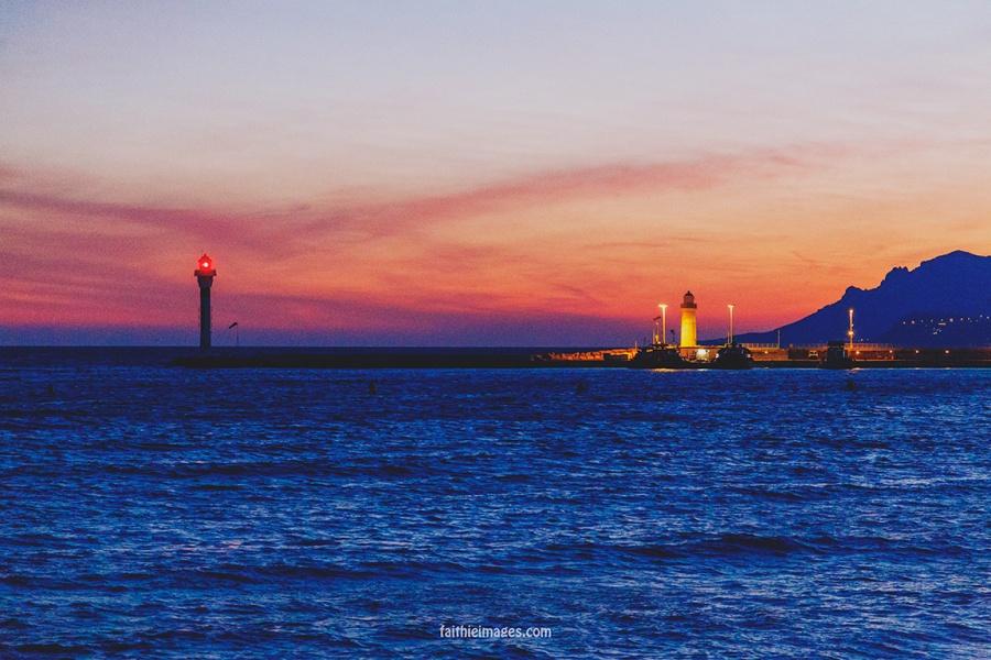 Croisette sunset by Faithieimages 03