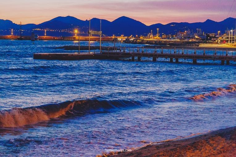 Croisette sunset by Faithieimages 08