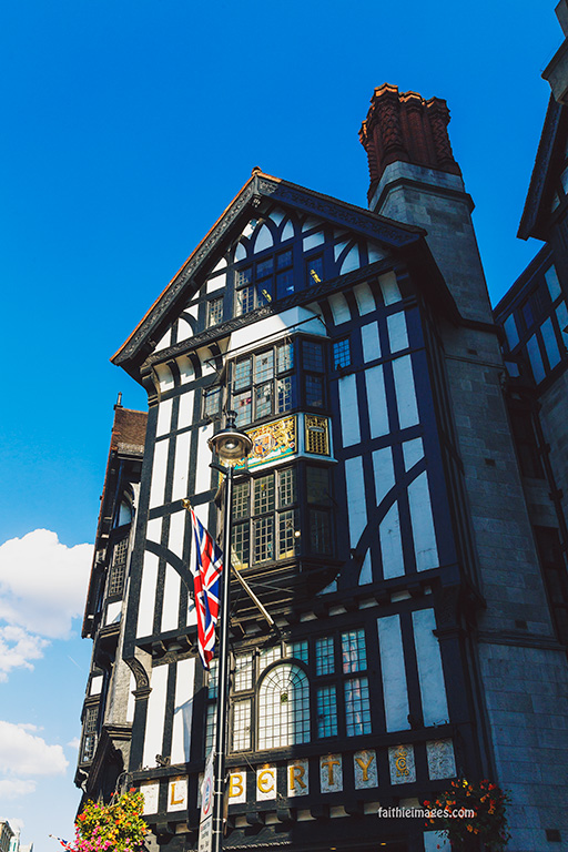 Liberty London by Faithieimages