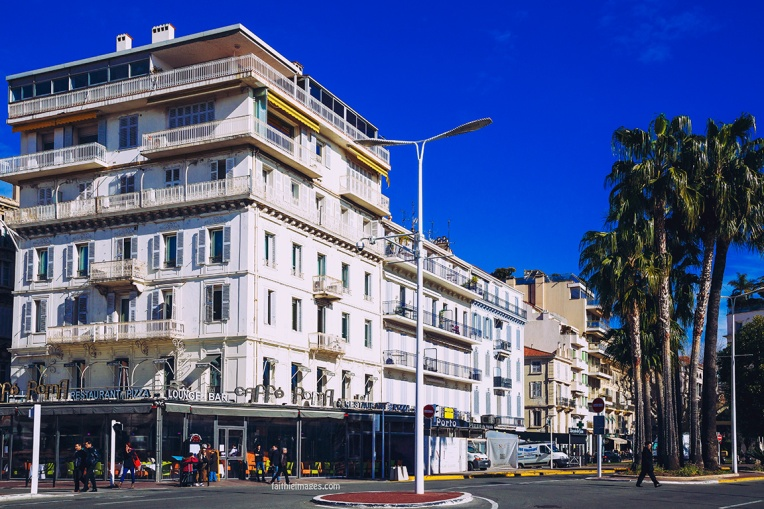Cannes city snaps by Faithieimages