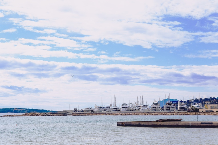 Cloudy Bay by Faithieimages