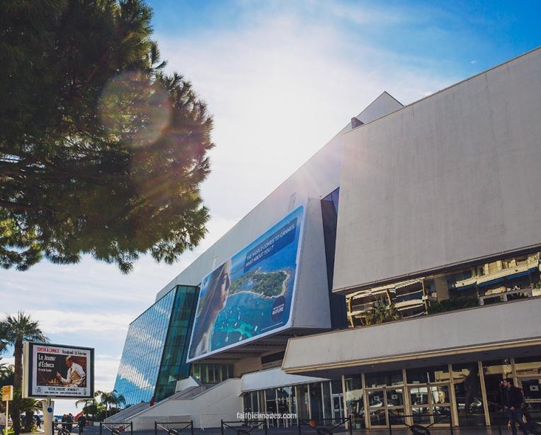 Palais des Festivals de Cannes by Faithieimages 09