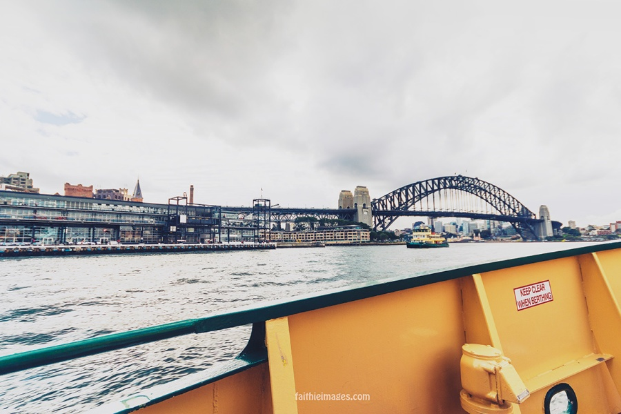 Sydney Harbour ferry ride by Faithieimages 06