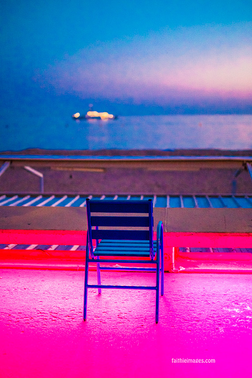 The blue chairs by Faithieimages 03