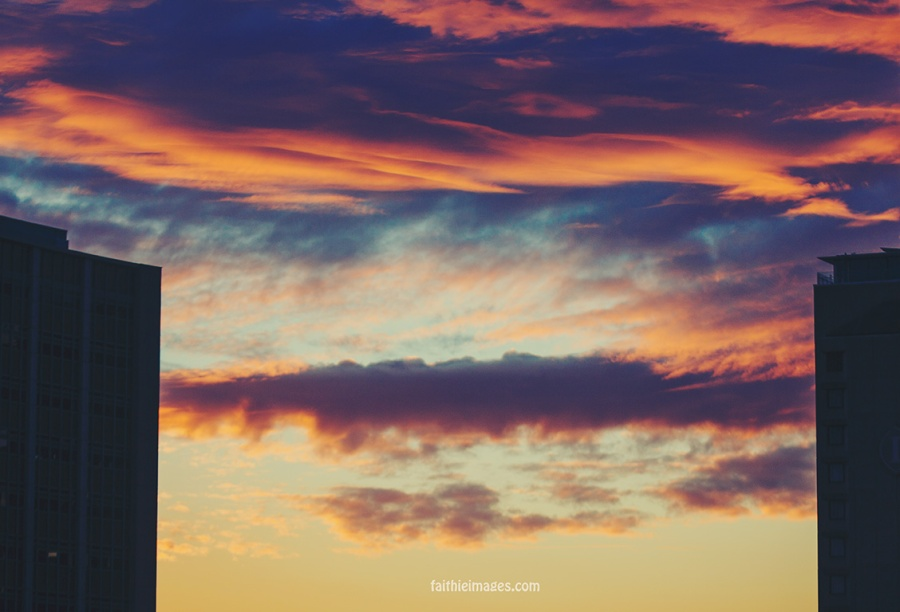 Upside down sunset by Faithieimages 04
