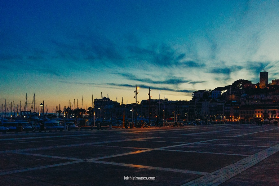Harbour dusk by Faithieimages 01