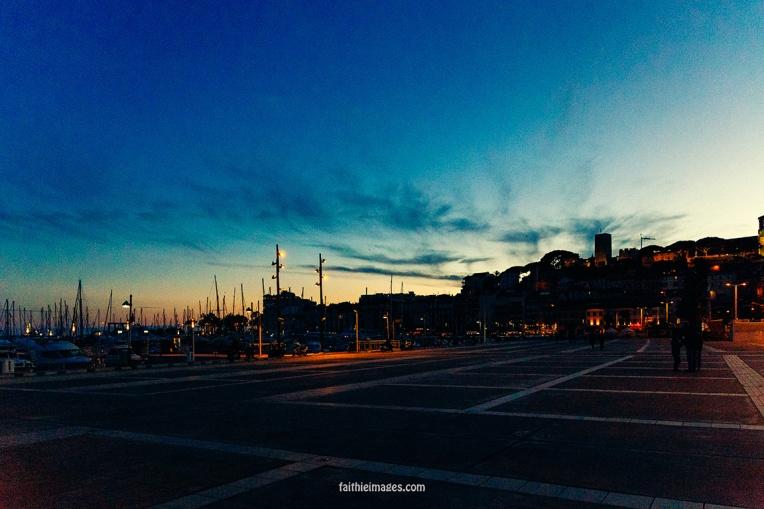 Harbour dusk by Faithieimages 04