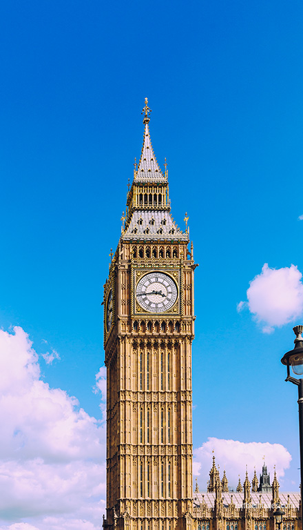 London Eye and Big Ben by Faithieimages 01