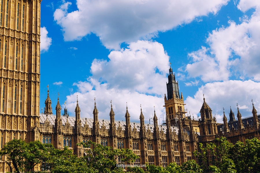 London Eye and Big Ben by Faithieimages 02