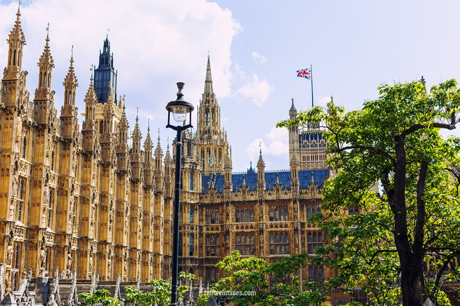 London Eye and Big Ben by Faithieimages 05