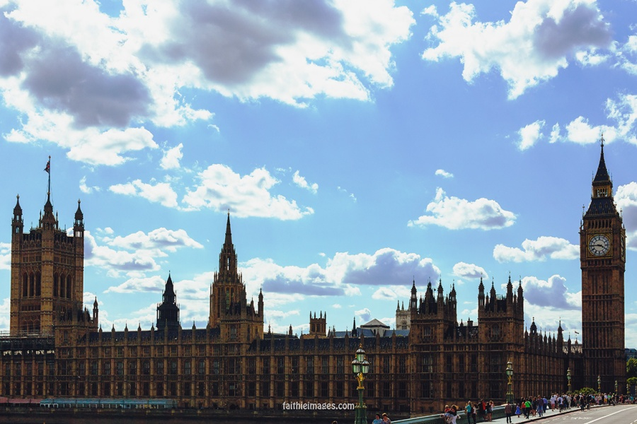 London Eye and Big Ben by Faithieimages 10