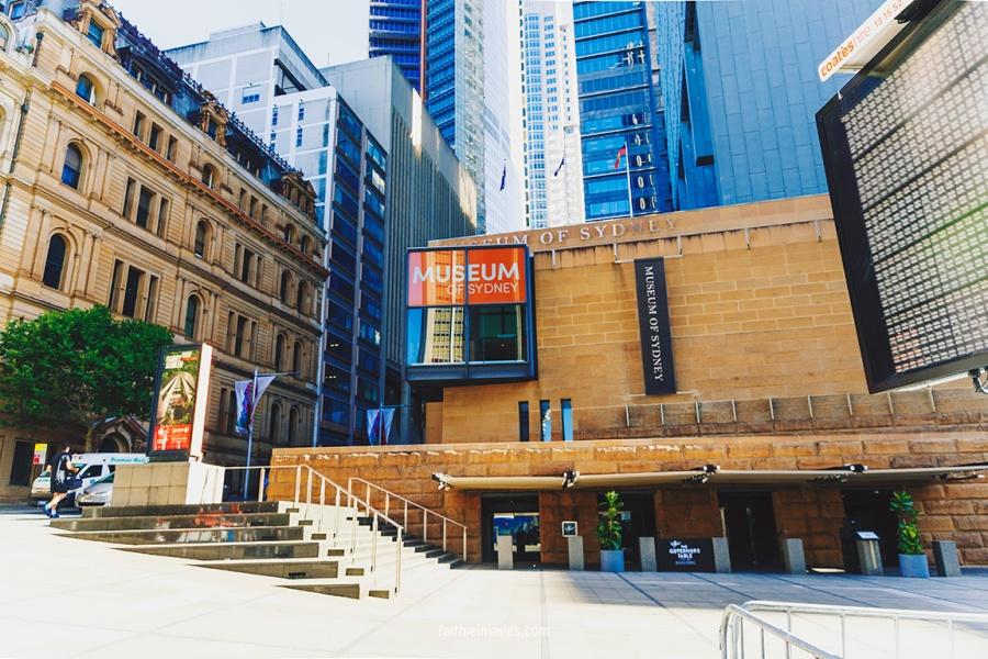 Museum of Sydney by Faithieimages 01