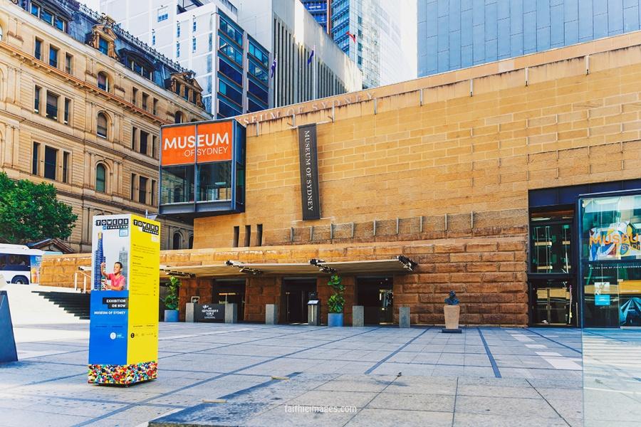 Museum of Sydney by Faithieimages 03