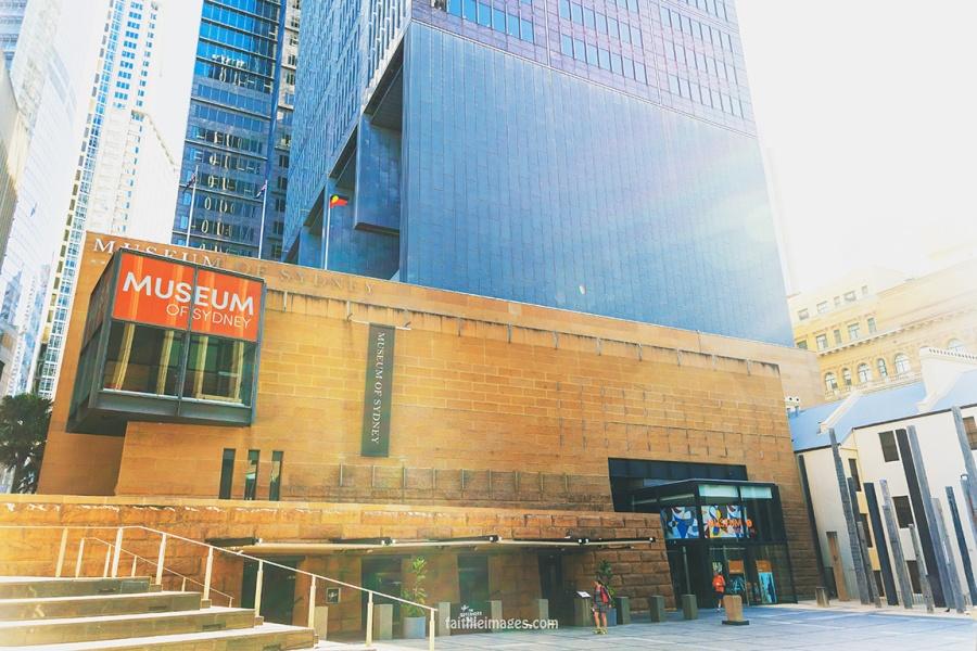 Museum of Sydney by Faithieimages 07