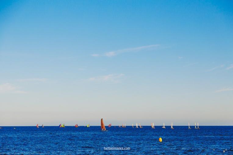 Sailing free by Faithieimages