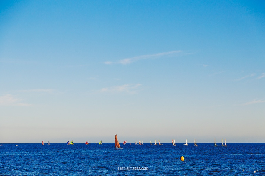 Sailing free by Faithieimages