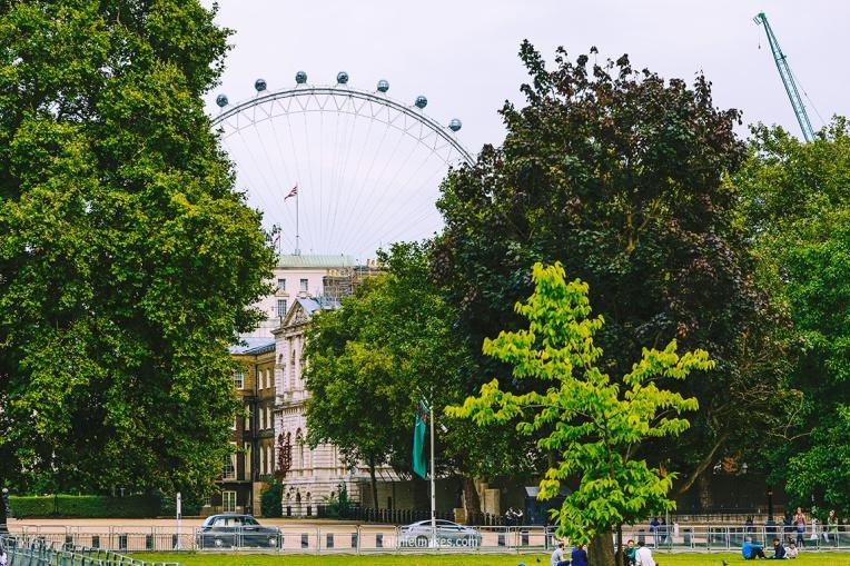 London Eye Peekaboo 005