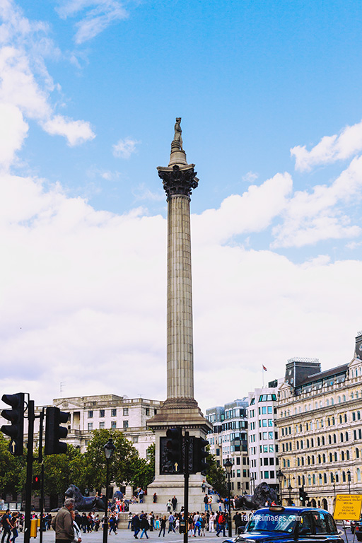Trafalgar Square National Gallery by Faithieimages 04