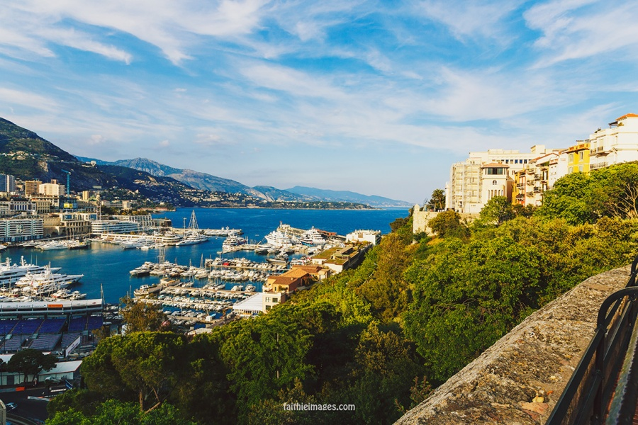 Faithieimages - Monaco View from the Palais 001
