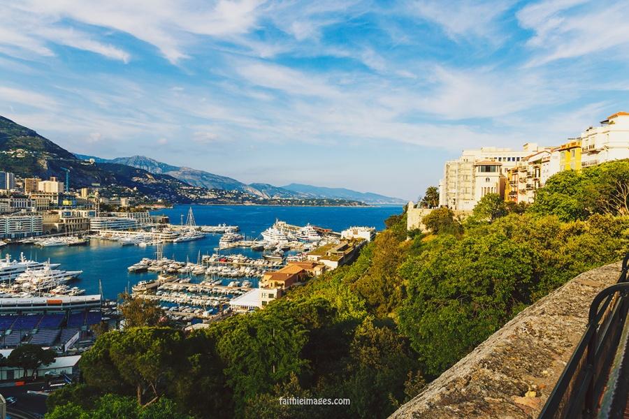 Faithieimages - Monaco View from the Palais 001