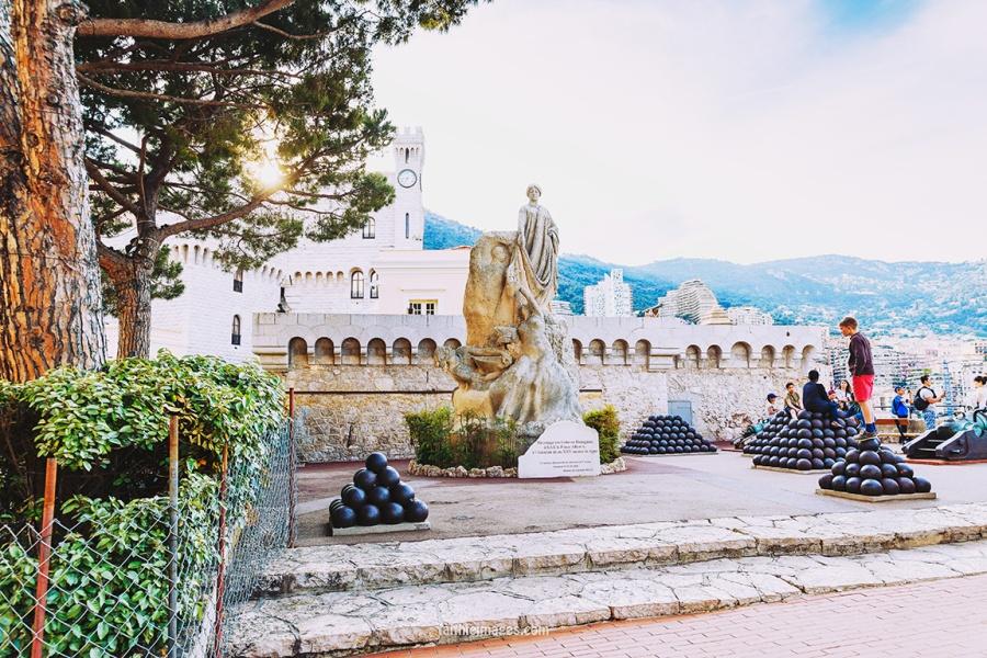 Faithieimages - Palais de Monaco