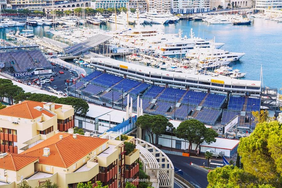 Faithieimages - Port Hercule à Monaco