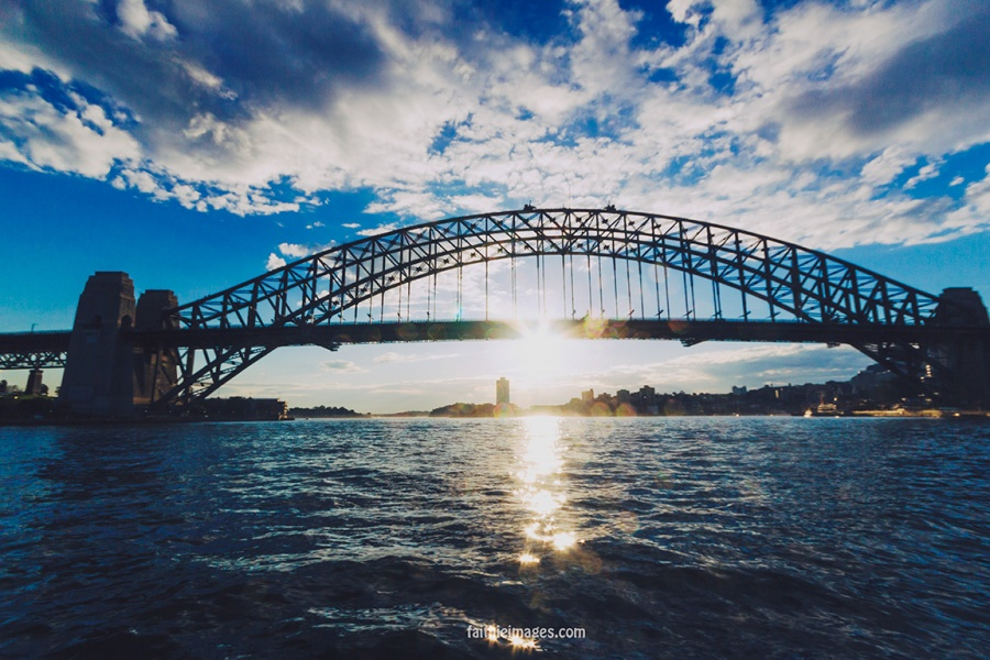 Faithieimages - Ferry boat on Sydney Harbour 001