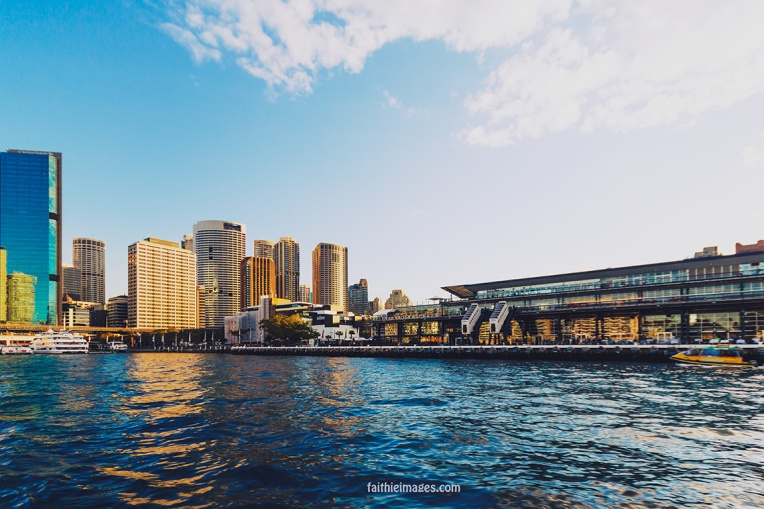 Faithieimages - Ferry boat on Sydney Harbour 002