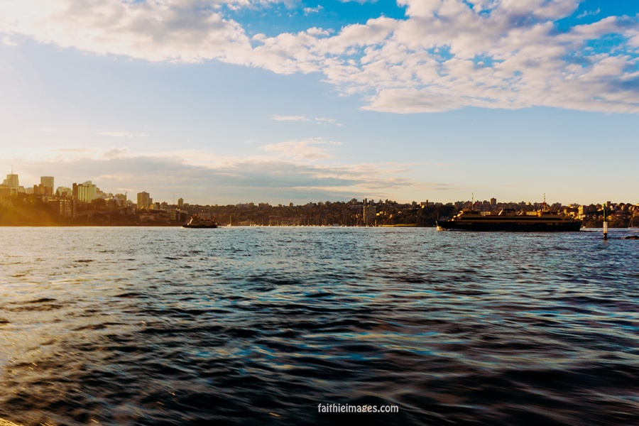 Faithieimages - Ferry boat on Sydney Harbour 006