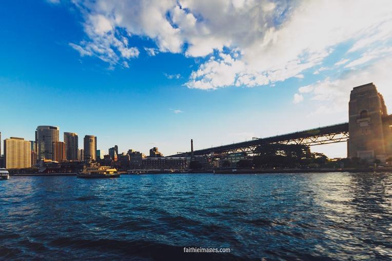 Faithieimages - Ferry boat on Sydney Harbour 009
