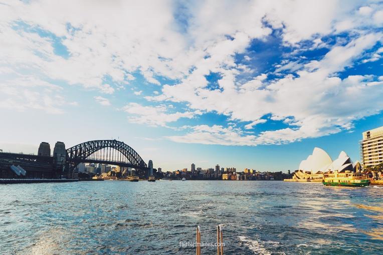 Faithieimages - Ferry boat on Sydney Harbour 012