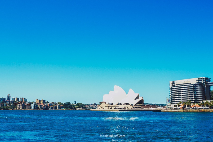 Faithieimages - Sydney Harbour 001