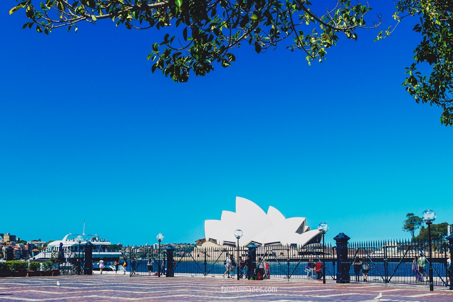 Faithieimages - Sydney Harbour 004