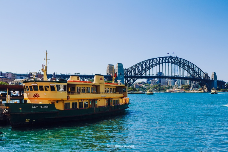 Faithieimages - Sydney Harbour 006