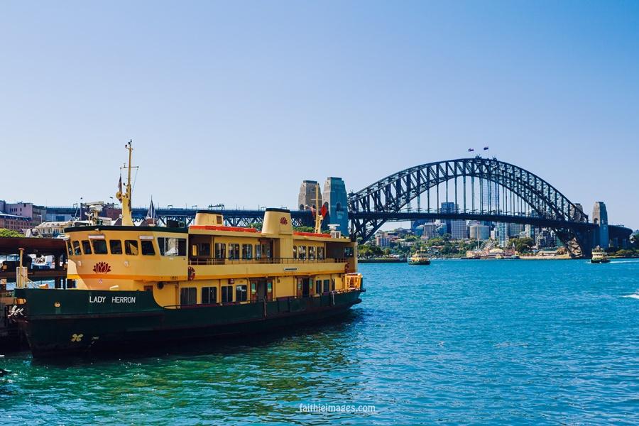 Faithieimages - Sydney Harbour 006