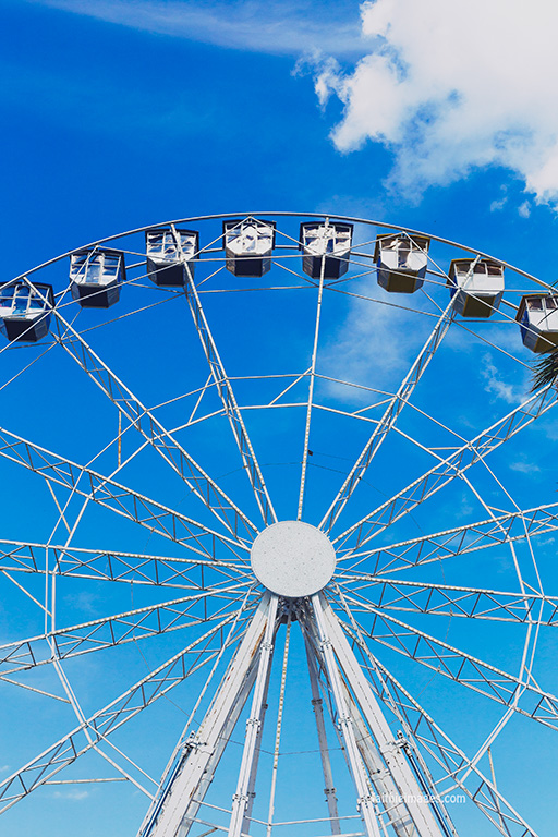 Cannes Ferris Wheel 013