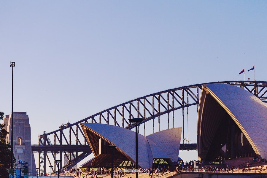 Faithieimages - When I see the Opera House I'm home 002