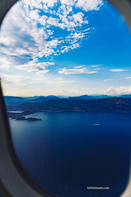 Faithieimages - aerial views Nice airport 001