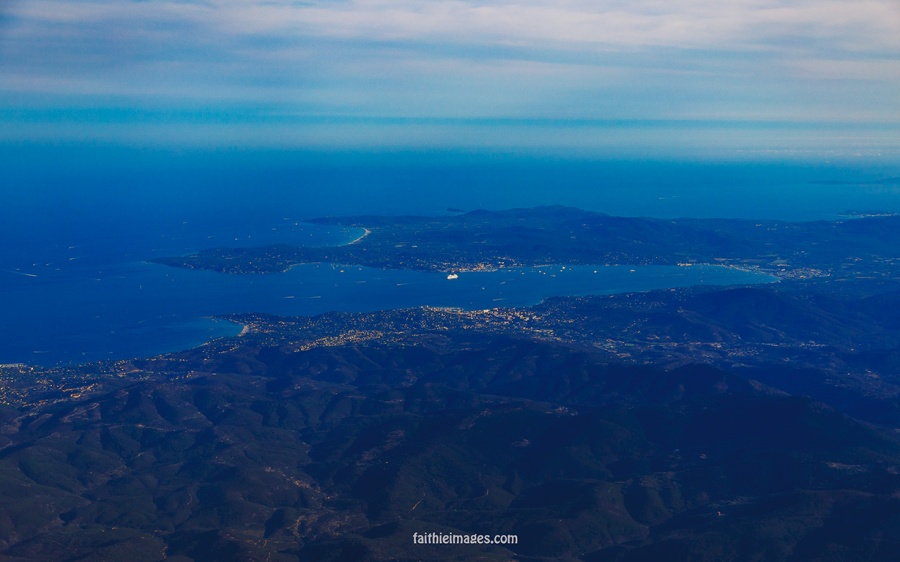 Faithieimages - aerial views Nice airport 005