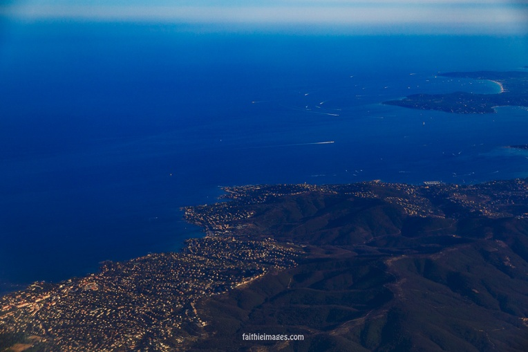Faithieimages - aerial views Nice airport 007
