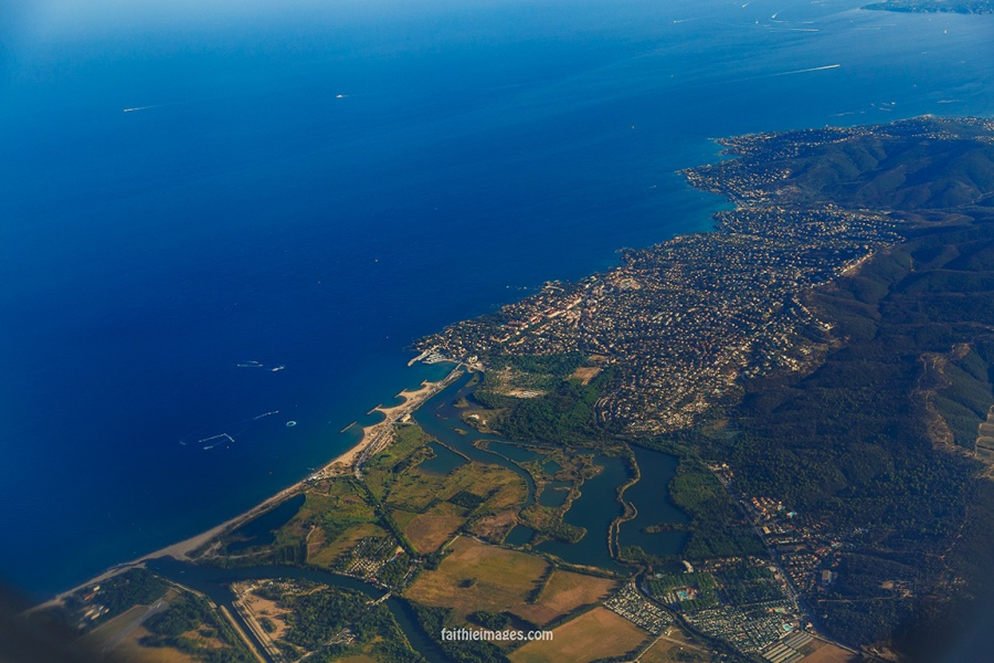 Faithieimages - aerial views Nice airport 008