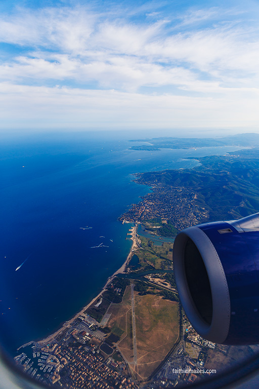 Faithieimages - aerial views Nice airport 009