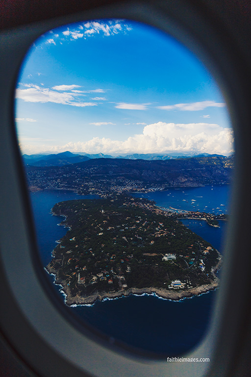 Faithieimages - aerial views Nice airport 032