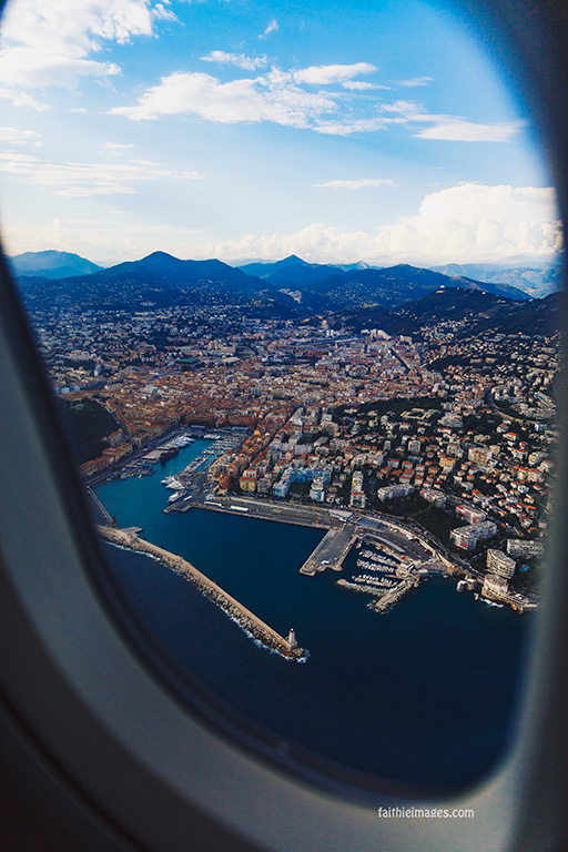 Faithieimages - aerial views Nice airport 037