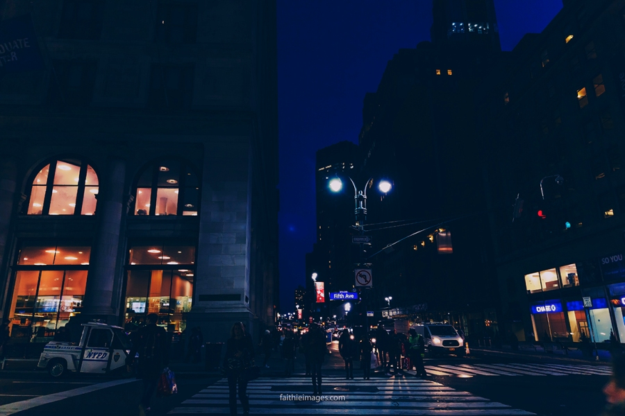 Lights of NY