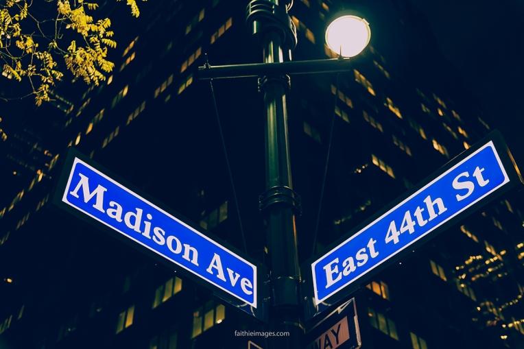 Lights of NY