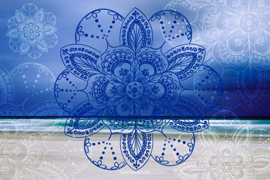 bondi-beach-blue-mandala-lotus-NEW